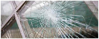 Uppingham Smashed Glass